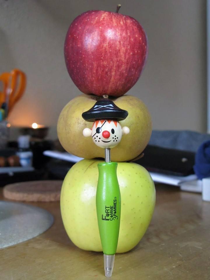 Fort comme 3 pommes, l'association de soutien de Raphaël